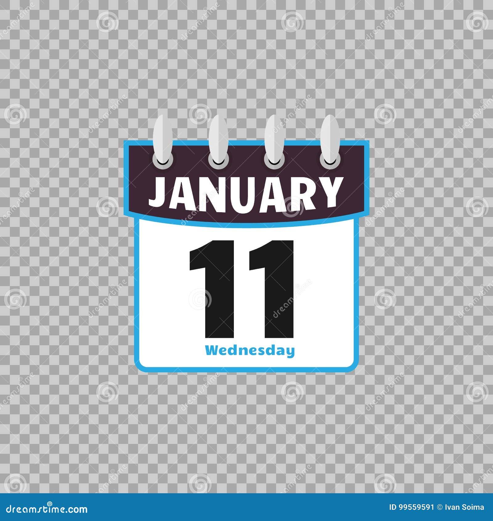Calendario Per Sito Web.Vettore Dell Icona Del Calendario Su Fondo Trasparente