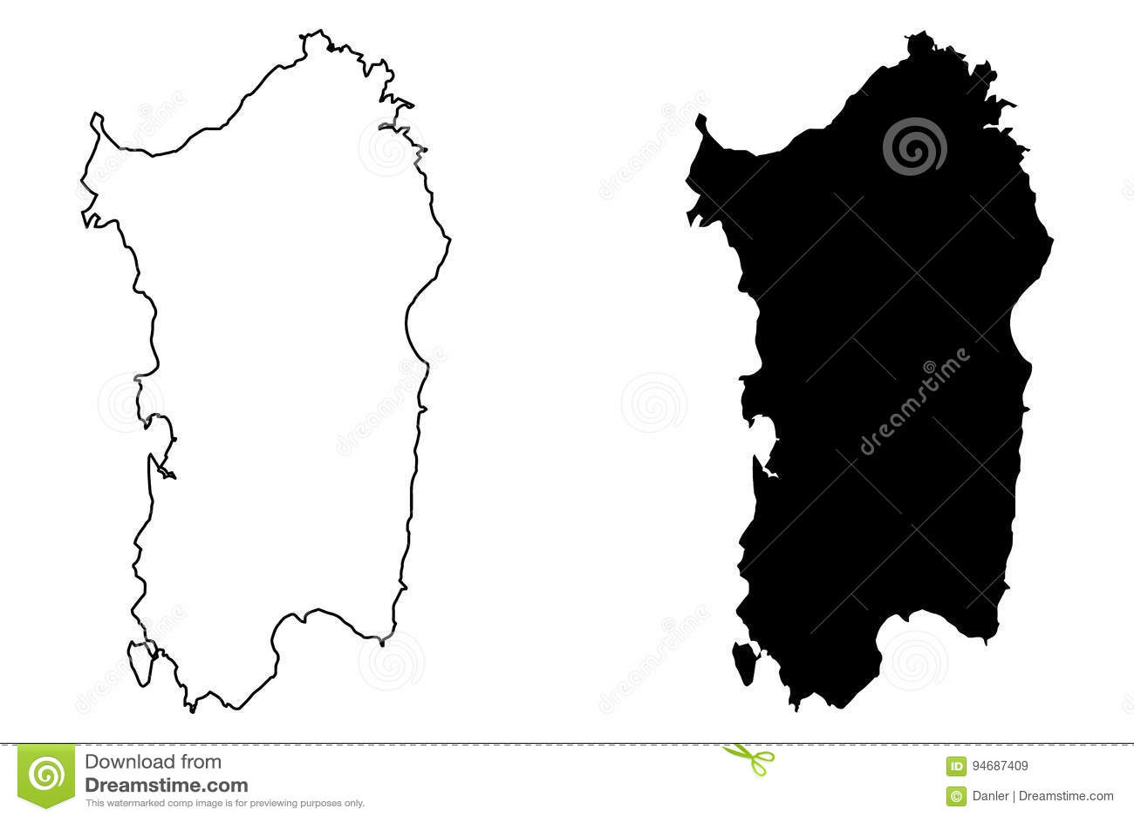 Cartina Sardegna Vettoriale.Vettore Della Mappa Dell Isola Della Sardegna Illustrazione Vettoriale Illustrazione Di Graffiatura Etichetta 94687409