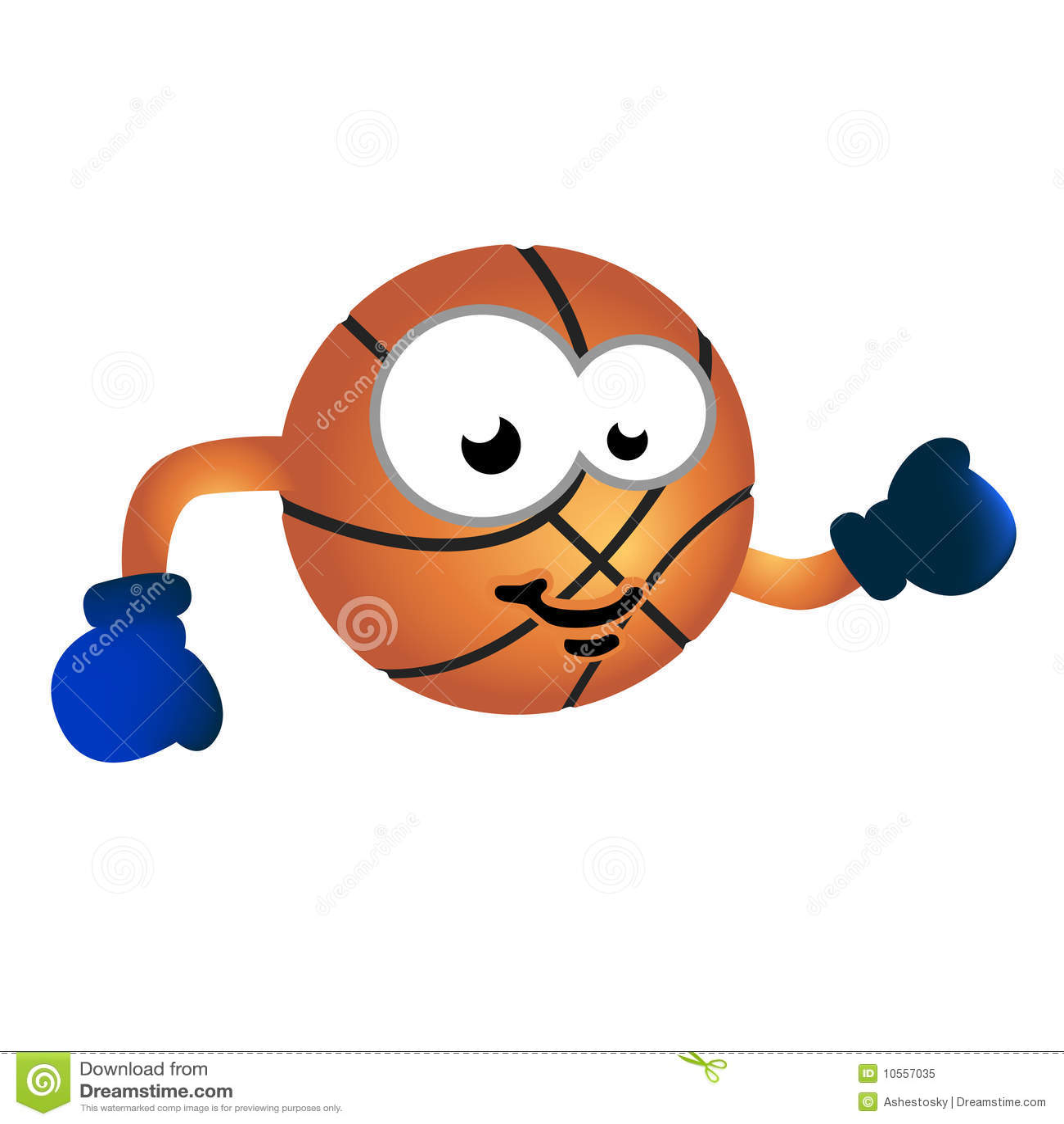 Vettore della mascotte della squadra di pallacanestro - Immagini stampabili di pallacanestro ...