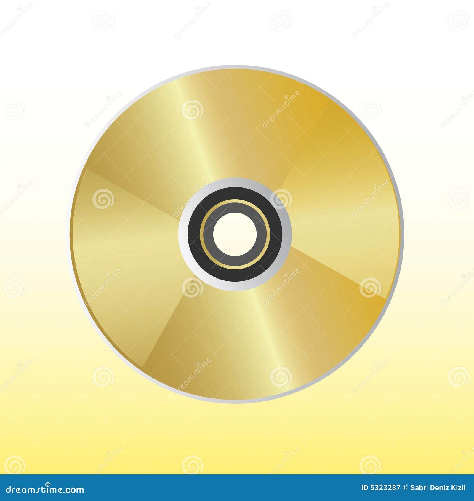 Download Vettore di Dvd illustrazione vettoriale. Illustrazione di disco - 5323287