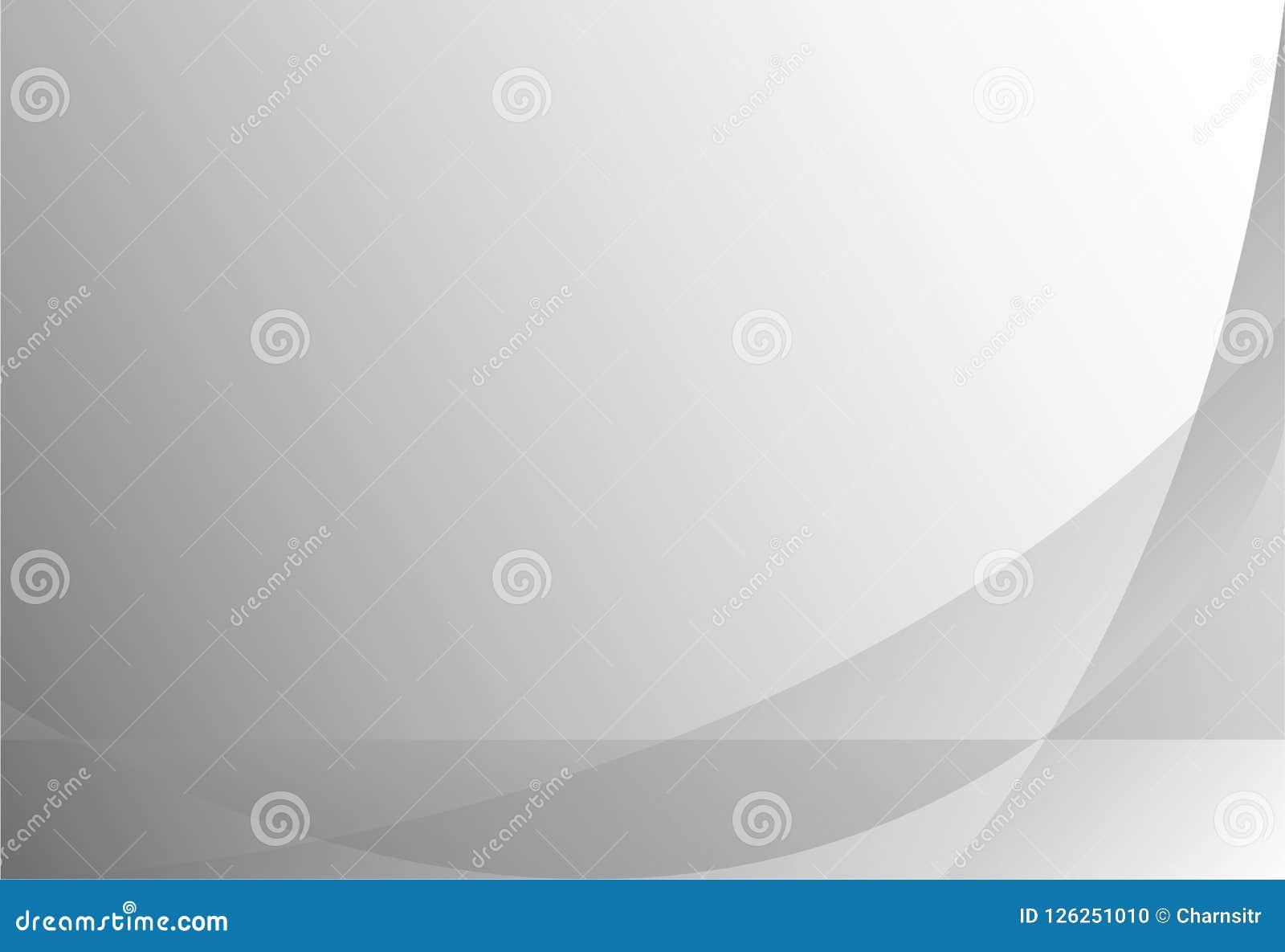 Vettore di fondo geometrico grigio moderno astratto