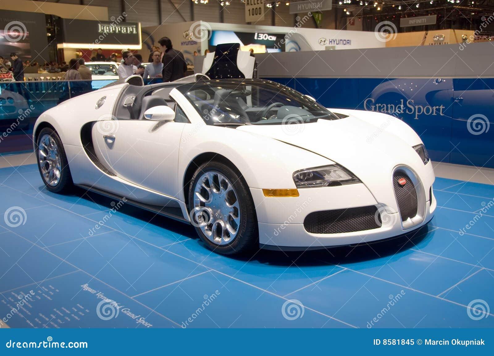 Veyron grand de sport du bugatti 4 16