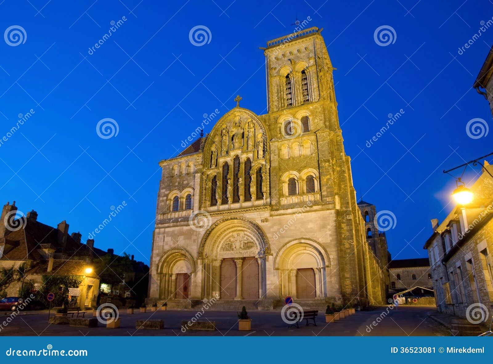 Vezelay, France