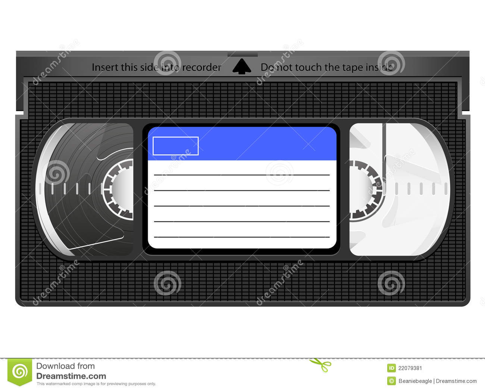 VHS图标