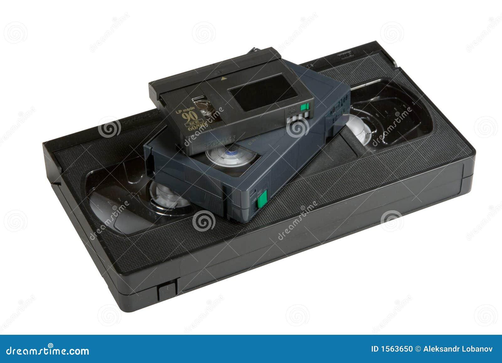 VHS de la evolución