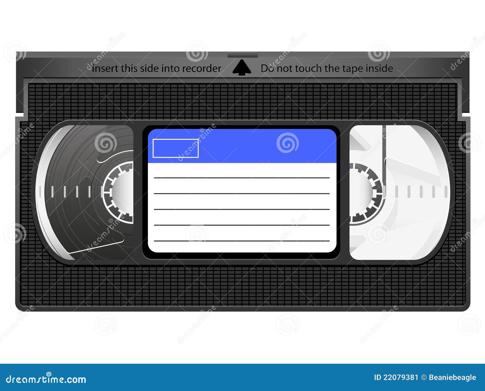VHS Ikona