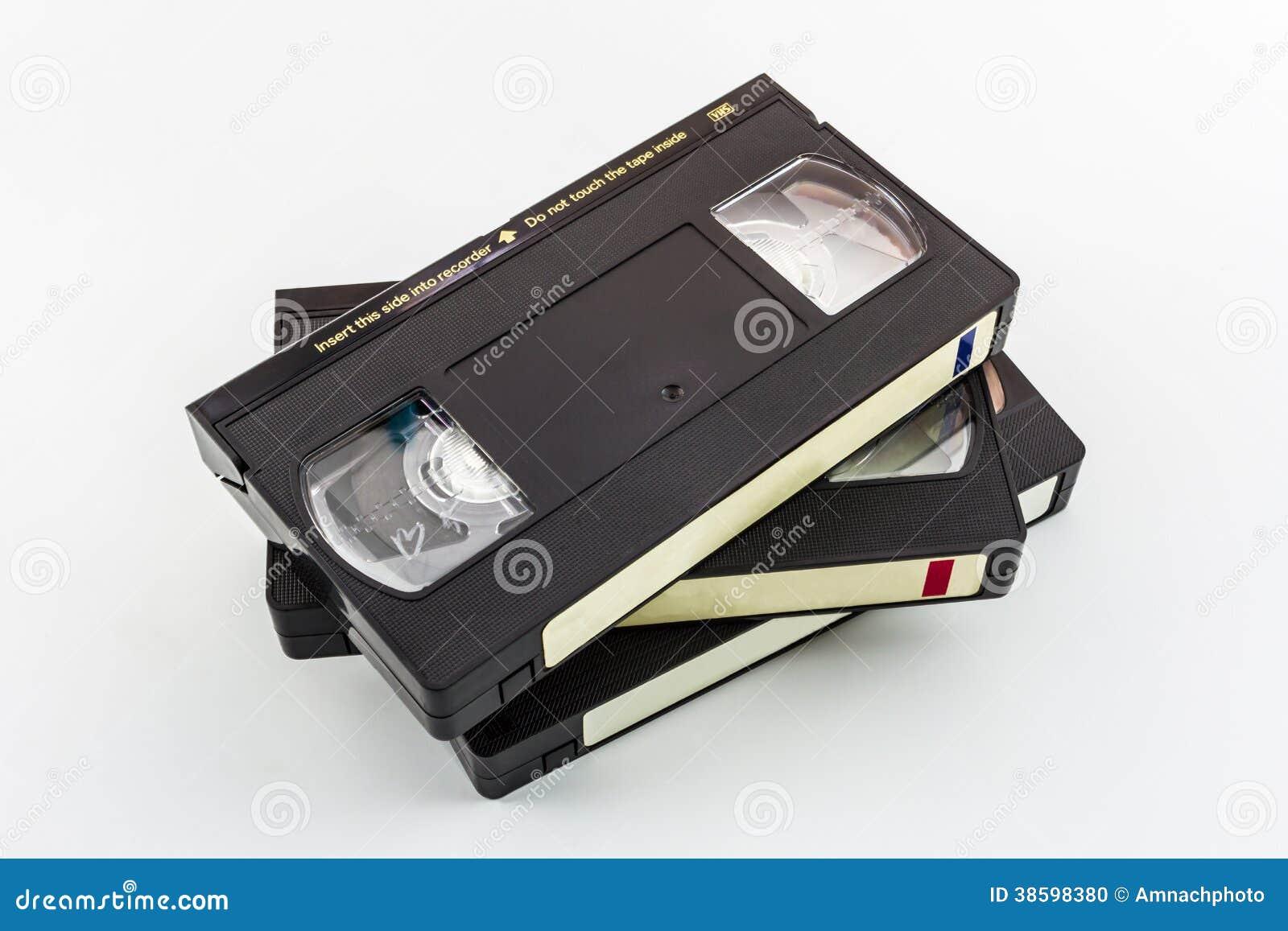 vhs videokassette stockfoto bild von speicher band 38598380. Black Bedroom Furniture Sets. Home Design Ideas