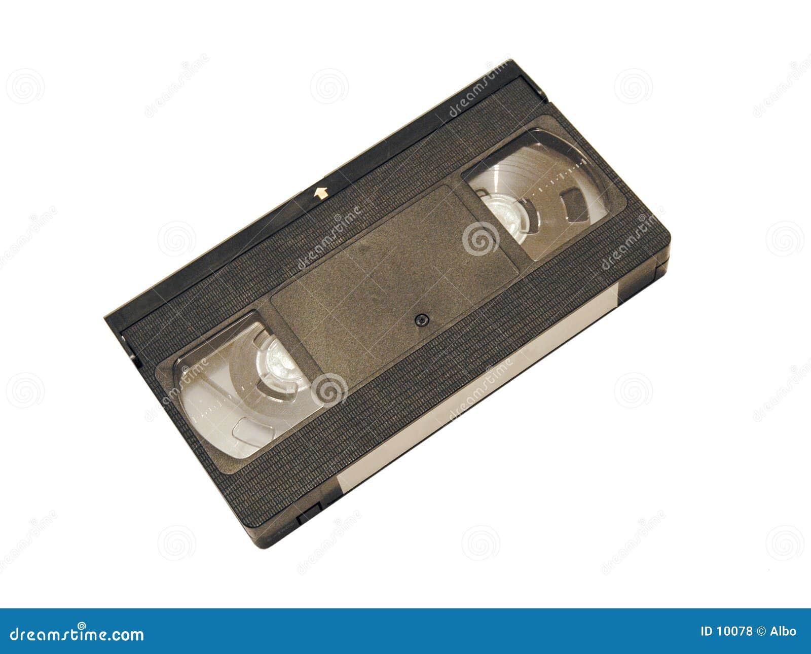 VHS videotape 2