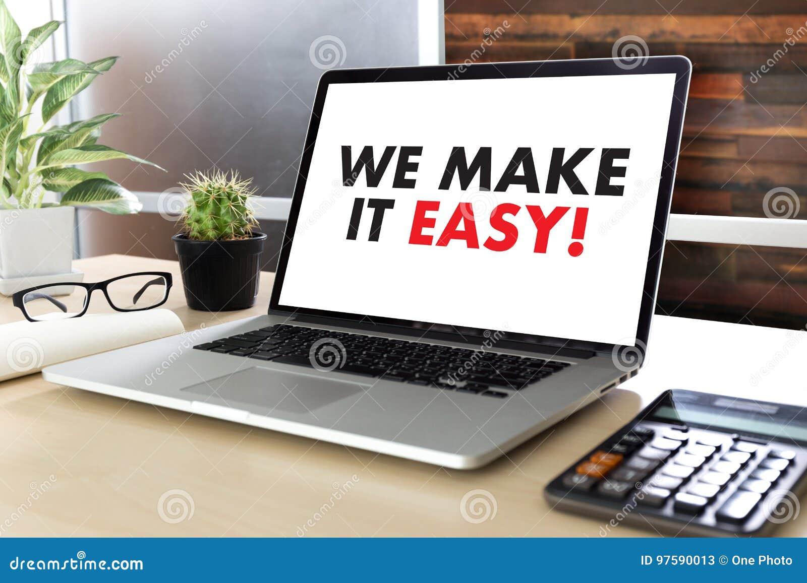 VI GÖR DET LÄTT! Affärslaghänder på arbete med finansiell repo