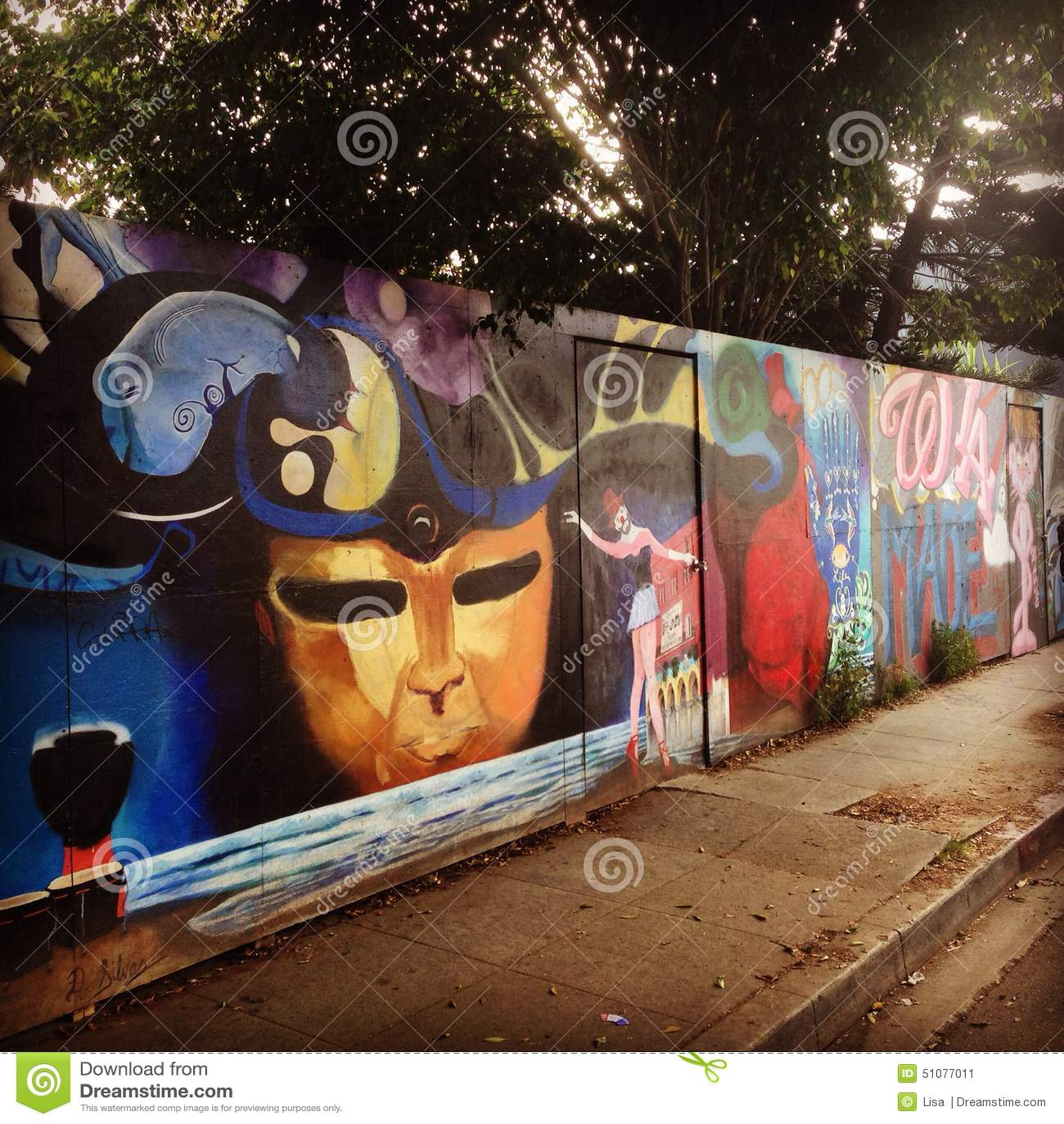 Via Art Mural Venice Beach