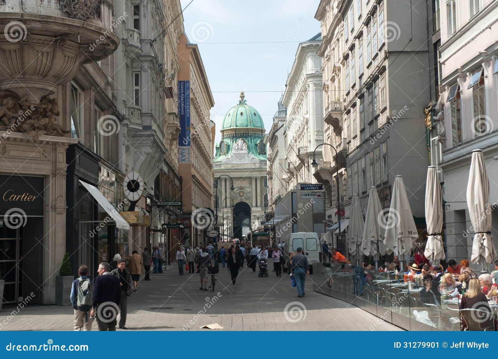 Via di Graben, Vienna