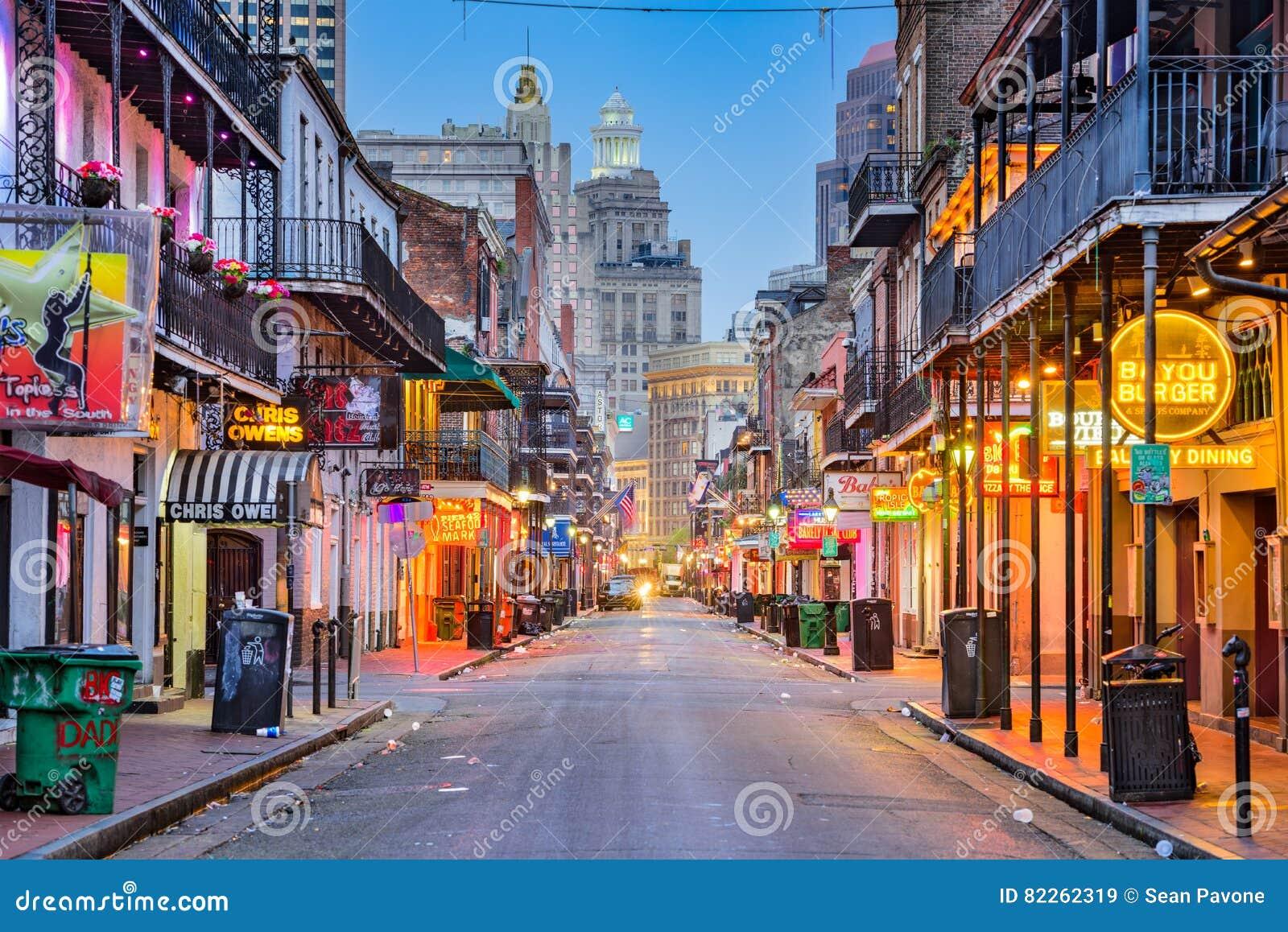 Via di New Orleans Bourbon