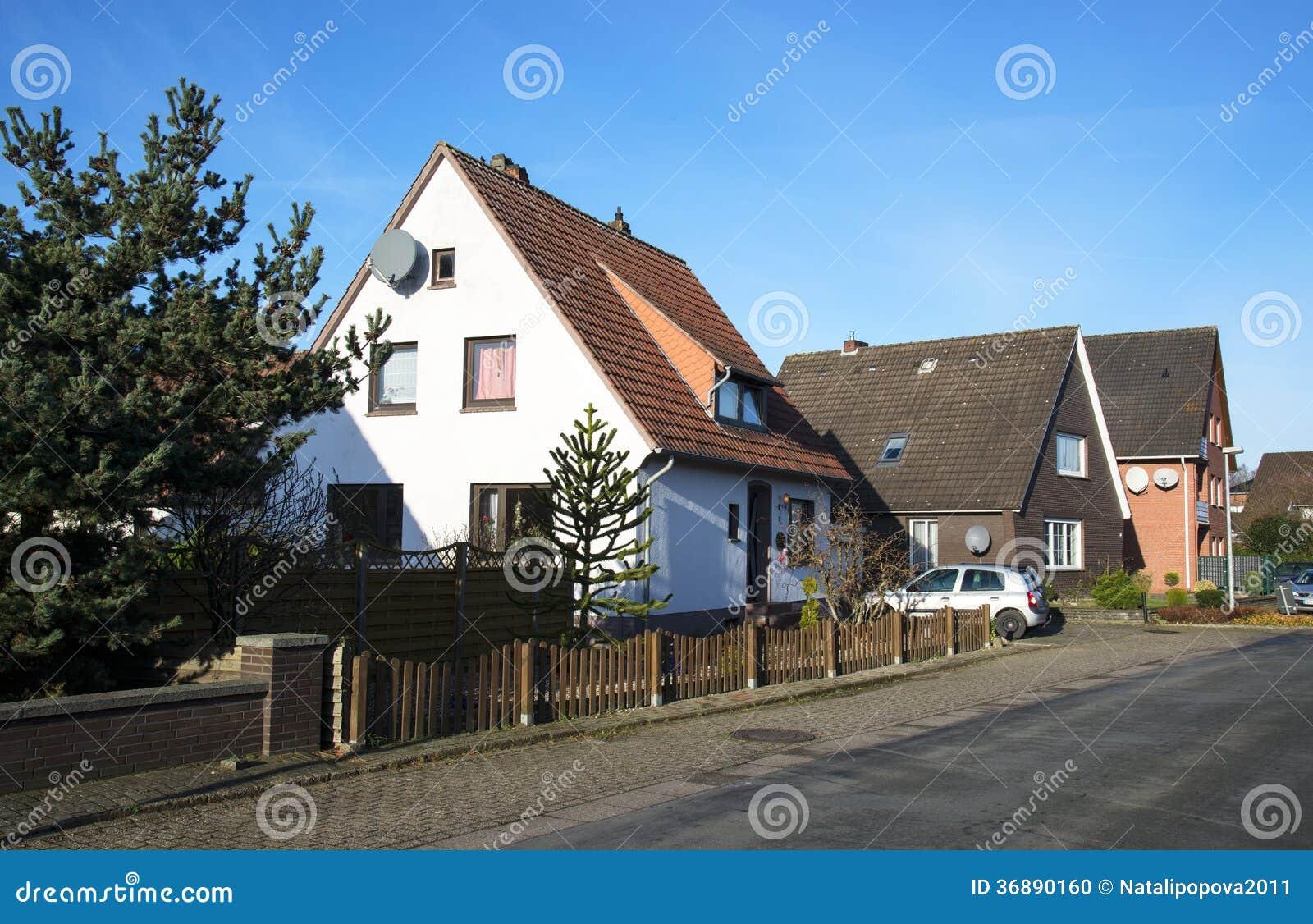 Download Via in Germania fotografia stock. Immagine di cuoio, culturale - 36890160