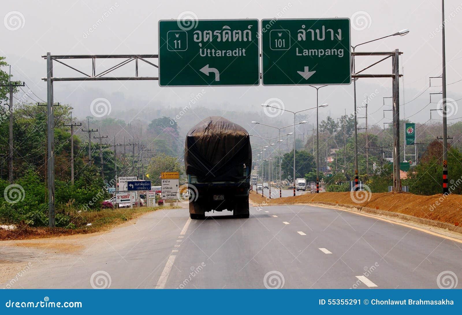 Via tailandese