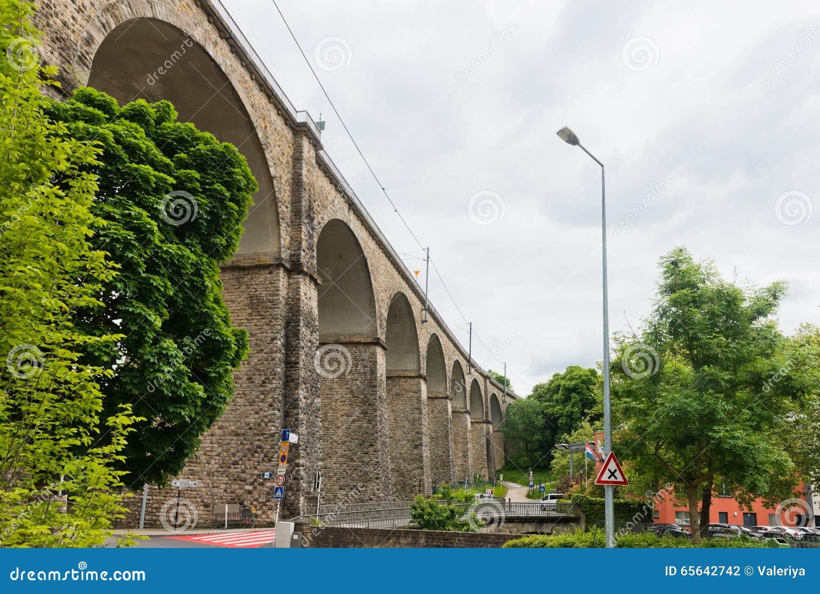 Viaduc du luxembourgeois