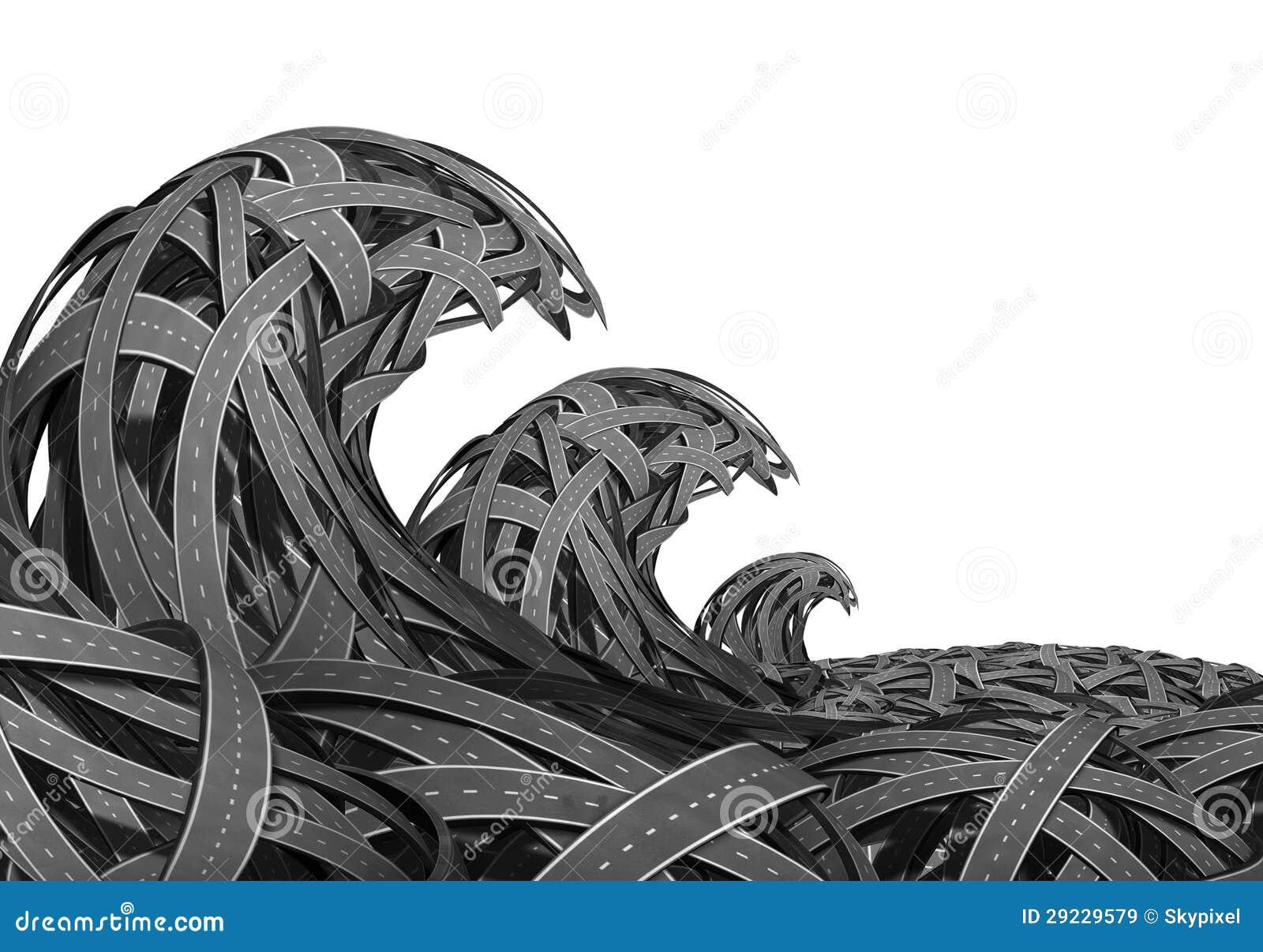 Download Viagem desafiante ilustração stock. Ilustração de três - 29229579