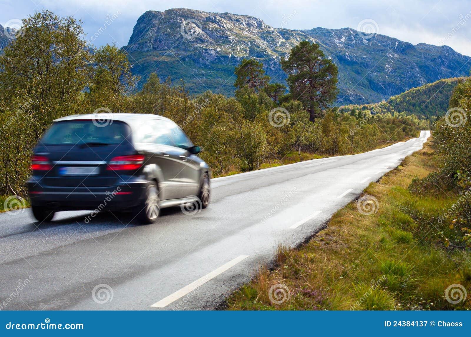 Viagem do carro