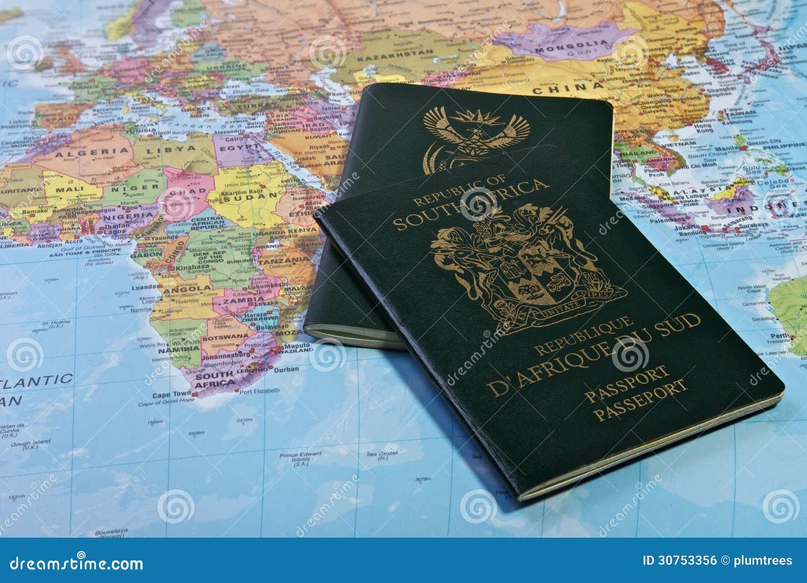 Viaggio del passaporto