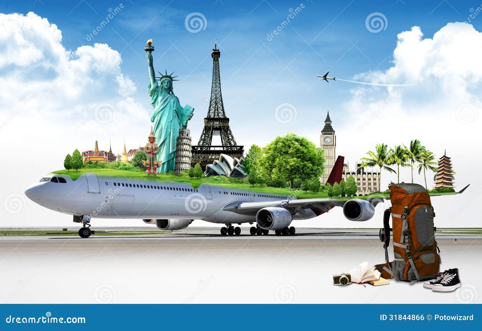 Viaja o mundo