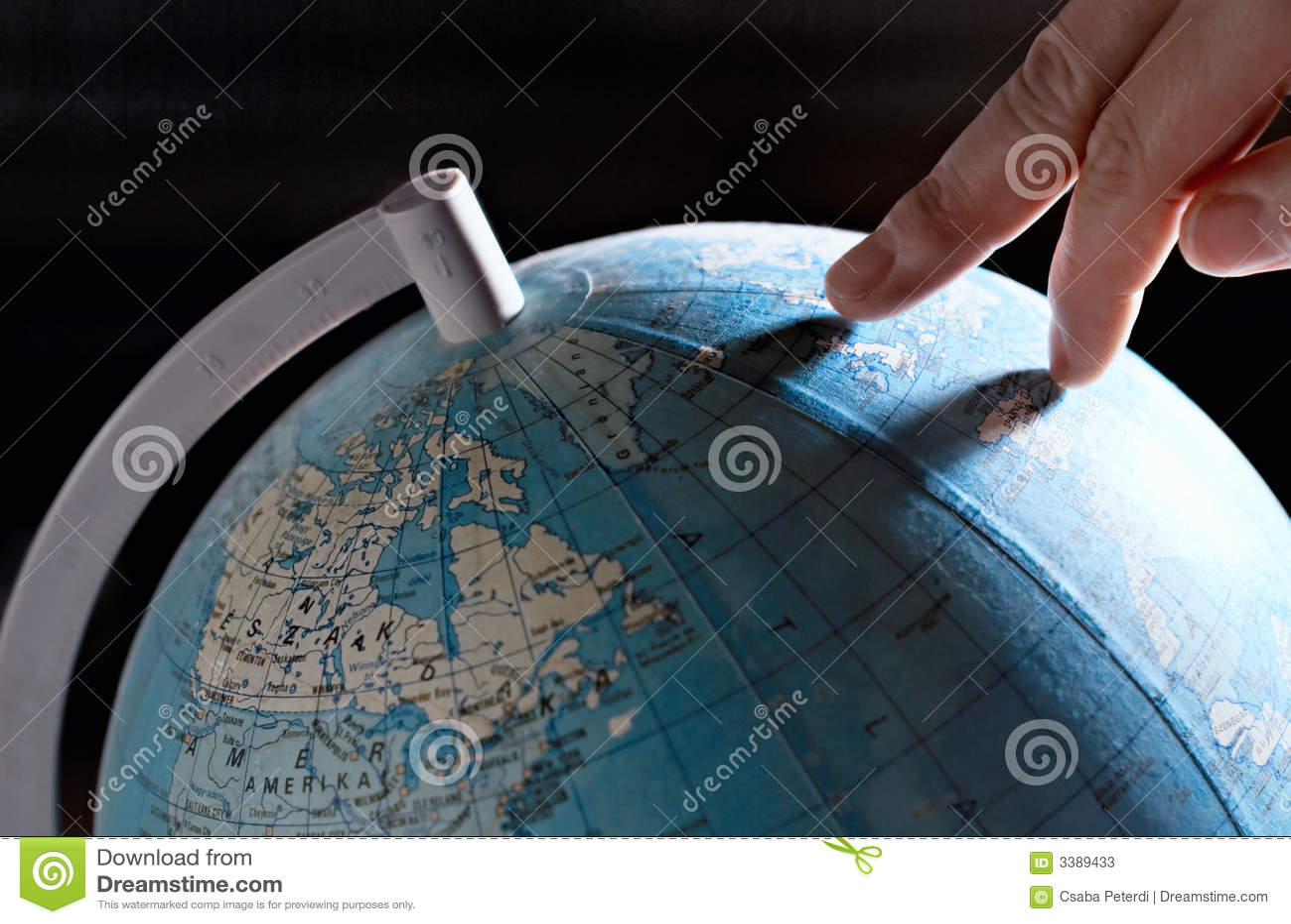 Viajando el mundo