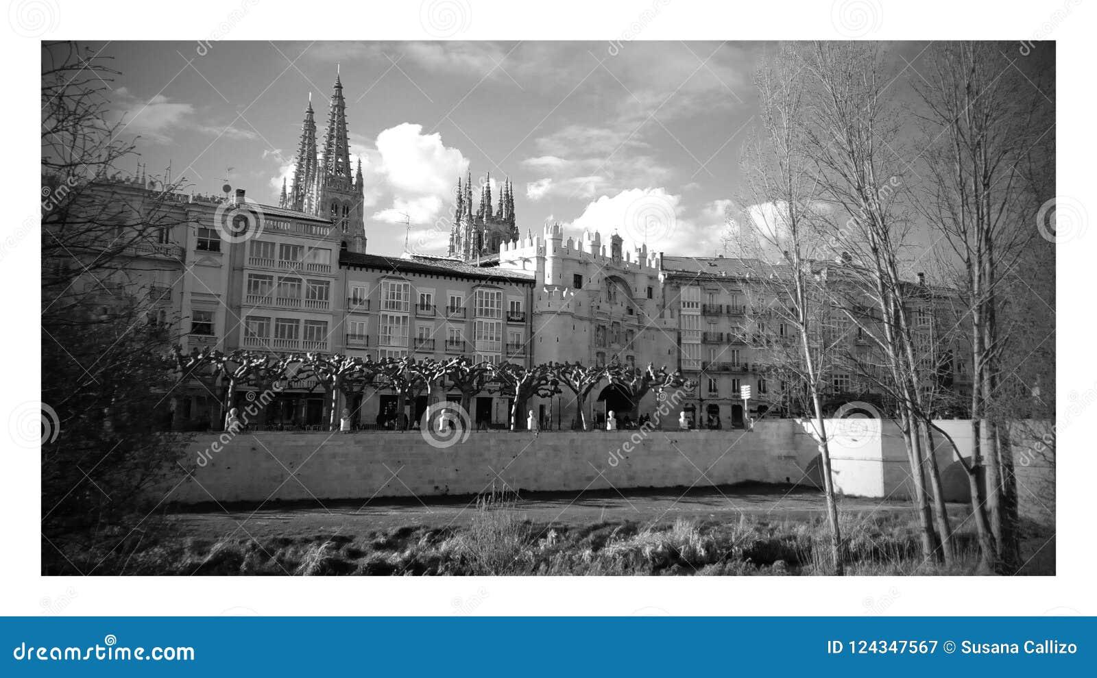 Viaje a Burgos, en España