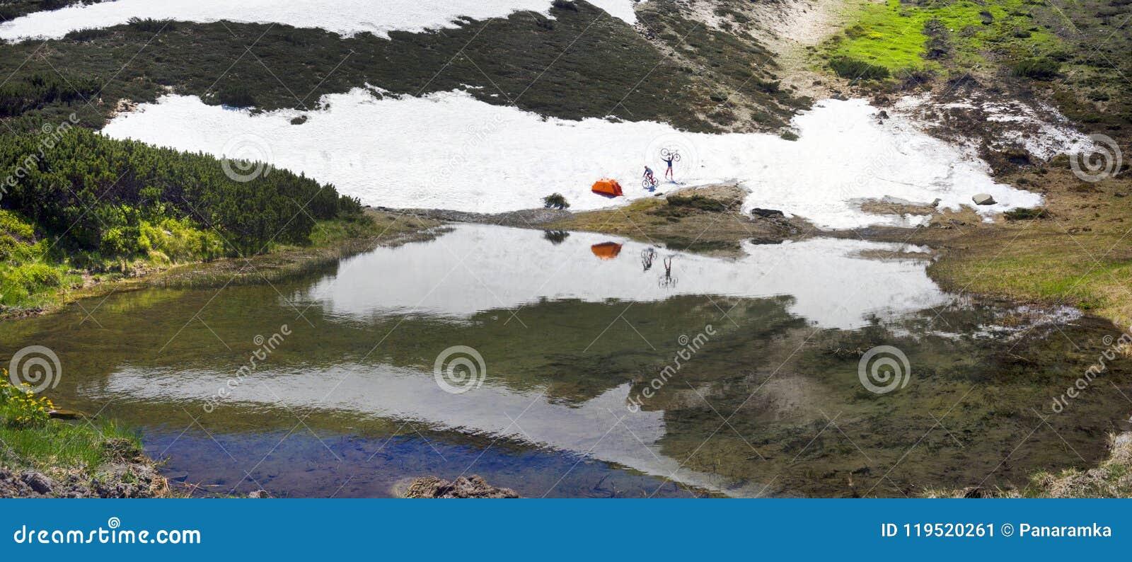 Viaje con los lagos Cárpatos