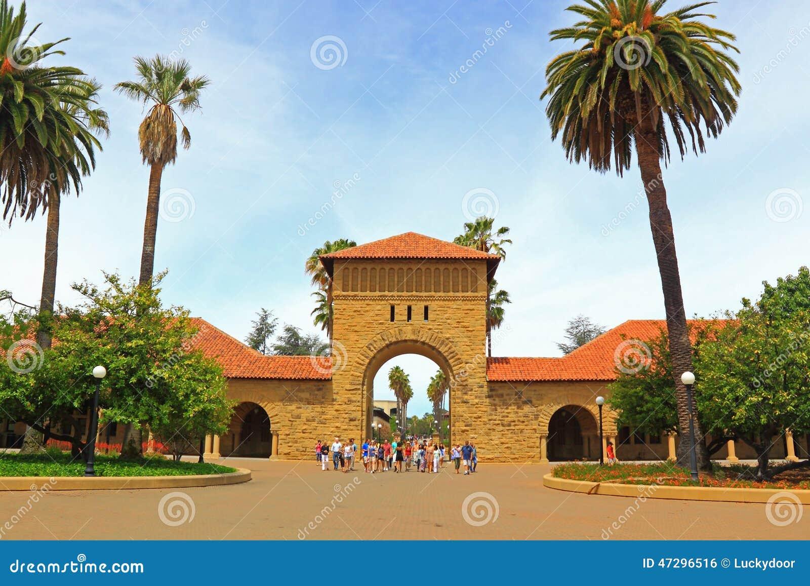 Viaje del campus de la universidad