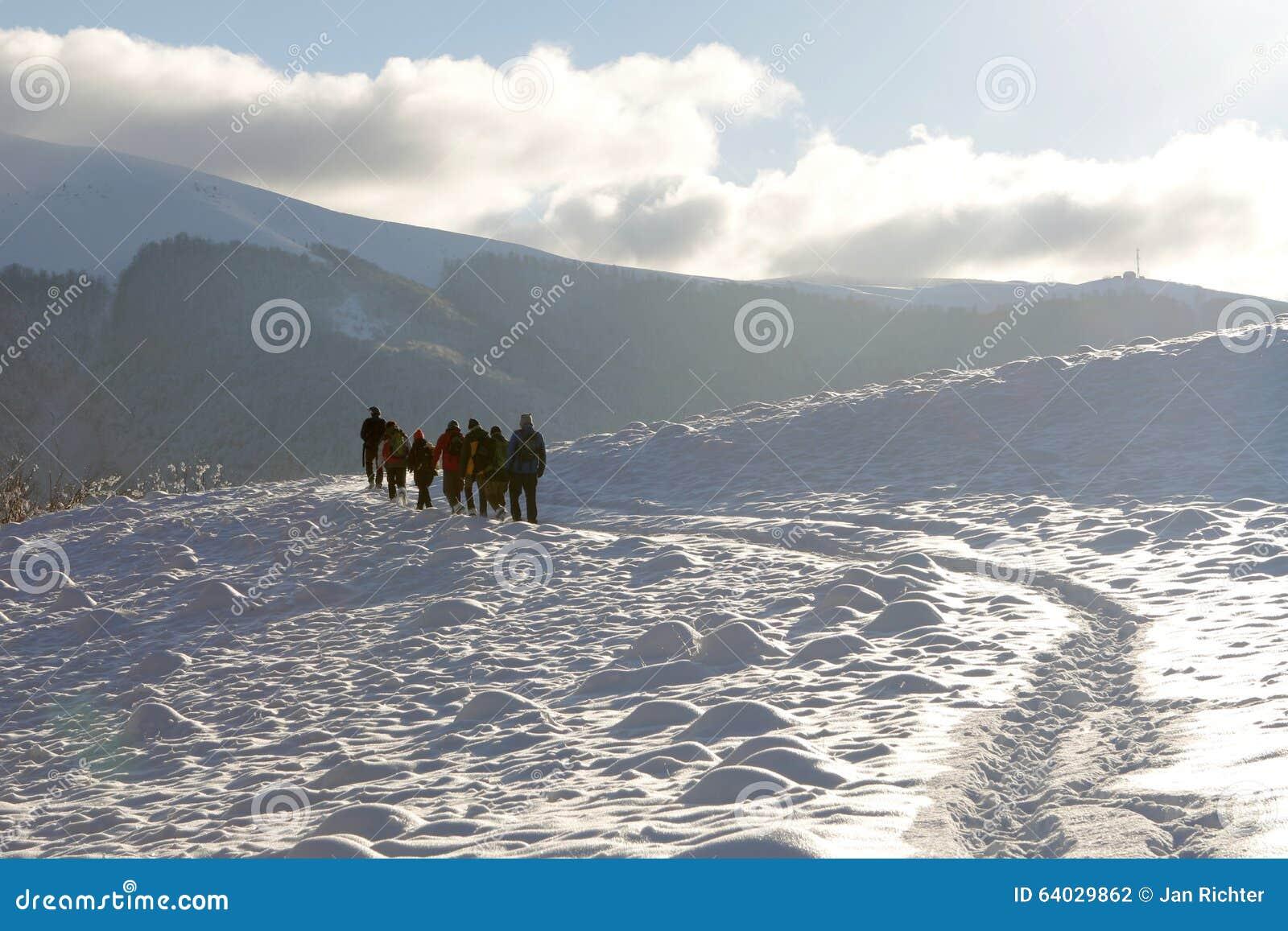 Viaje del invierno