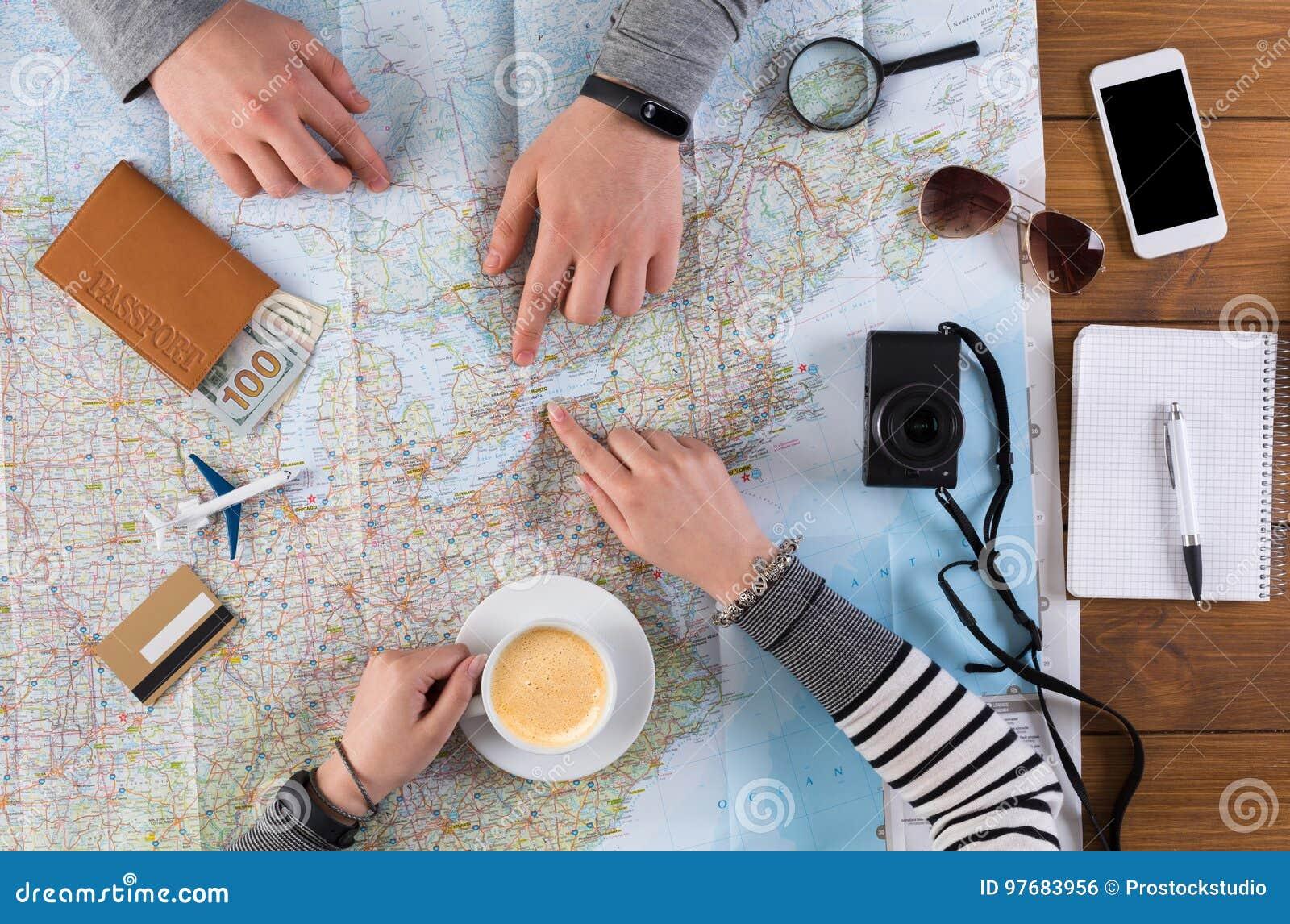 Viaje del planeamiento de los pares a Toronto, Canadá