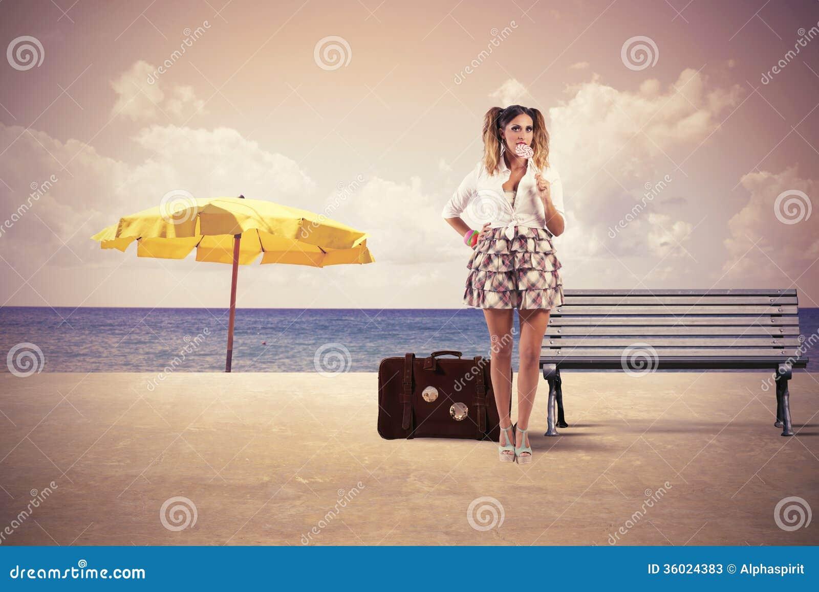 Viaje del verano