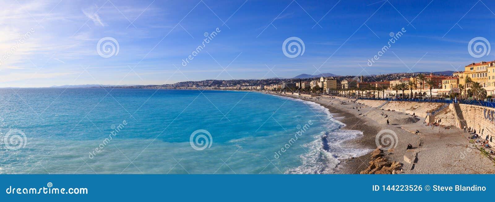 Viaje a Niza DES Anglais de la  promenade
