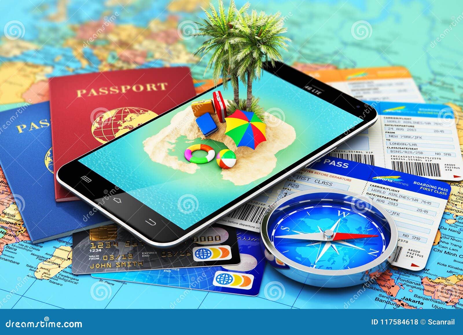 Viaje, turismo, días de fiesta y concepto de las vacaciones