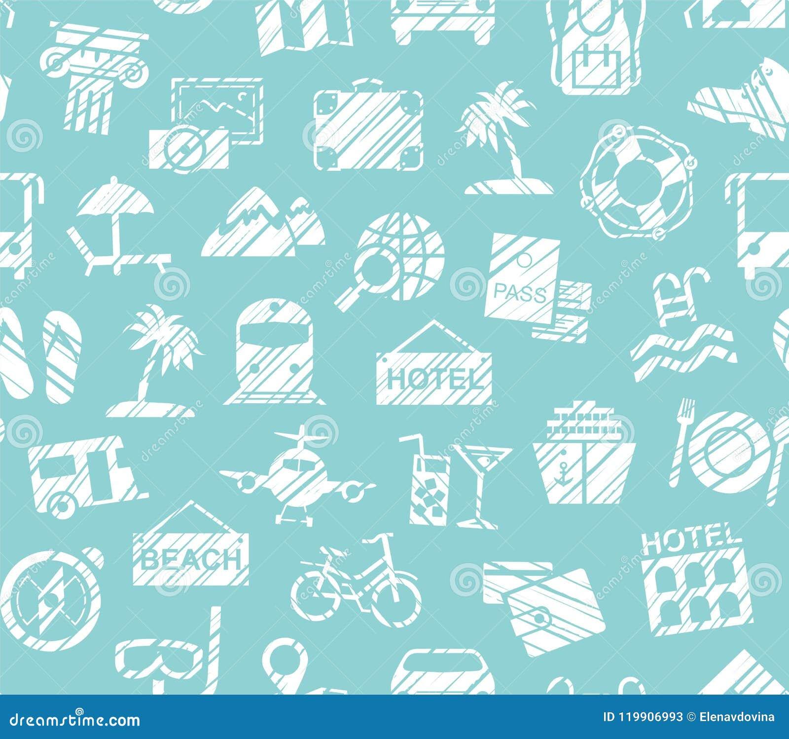 Viaje, Vacaciones, Caminando, Ocio, Modelo Inconsútil, Shading Del ...