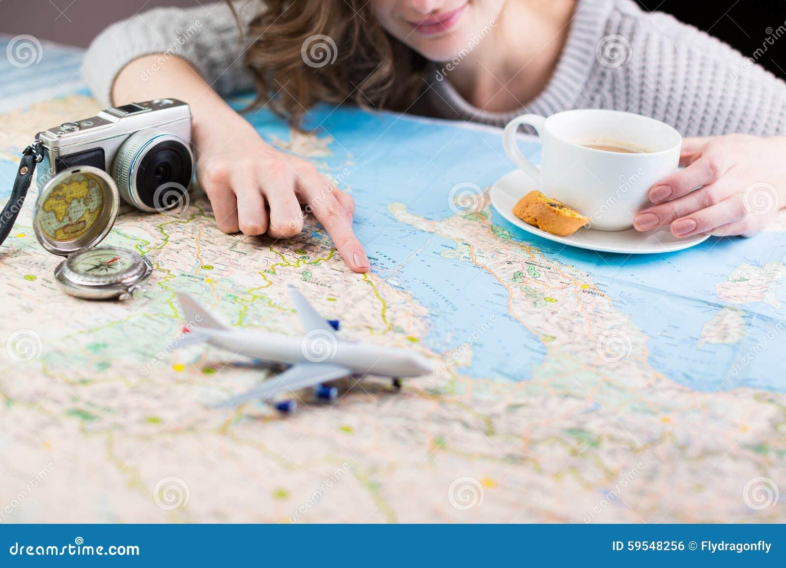 Viaje, vacaciones del viaje, turismo
