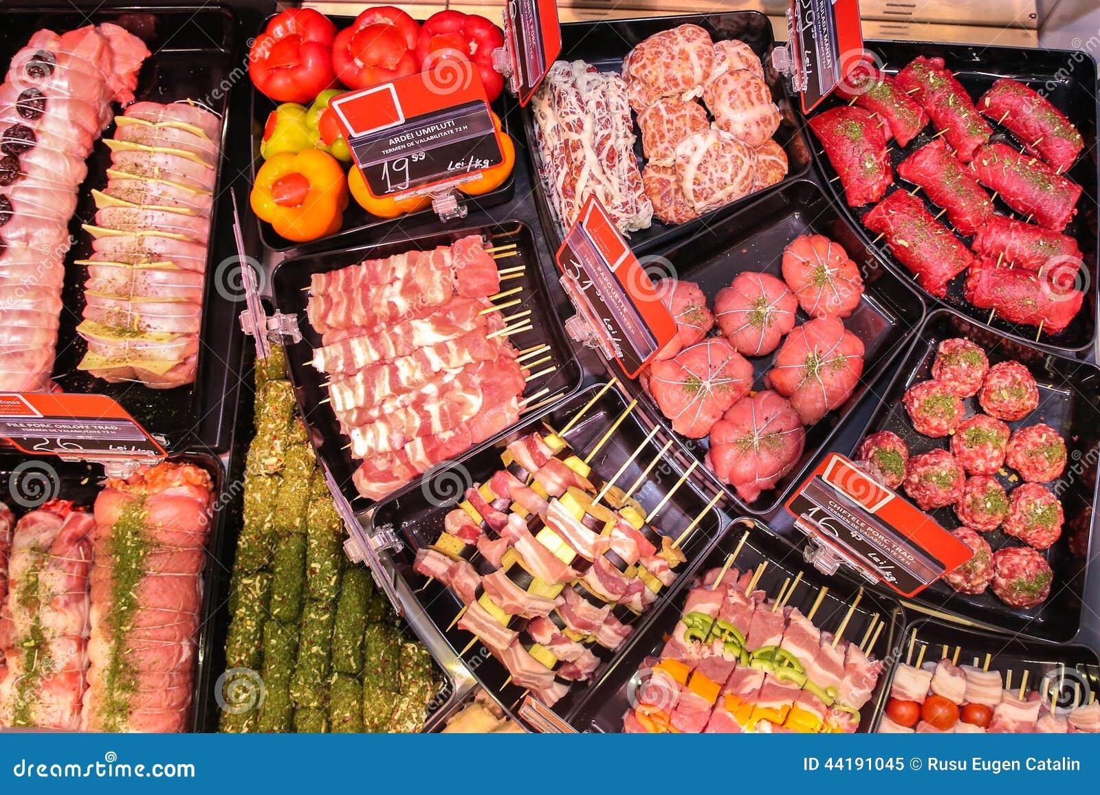Viande pour le barbecue photo stock image 44191045 for Quelle viande pour un barbecue