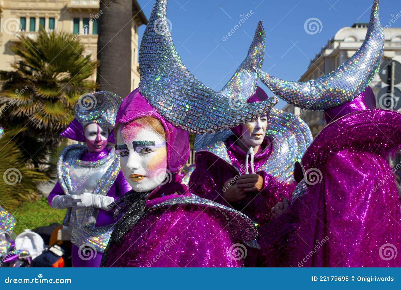 Viareggio καρναβαλιού