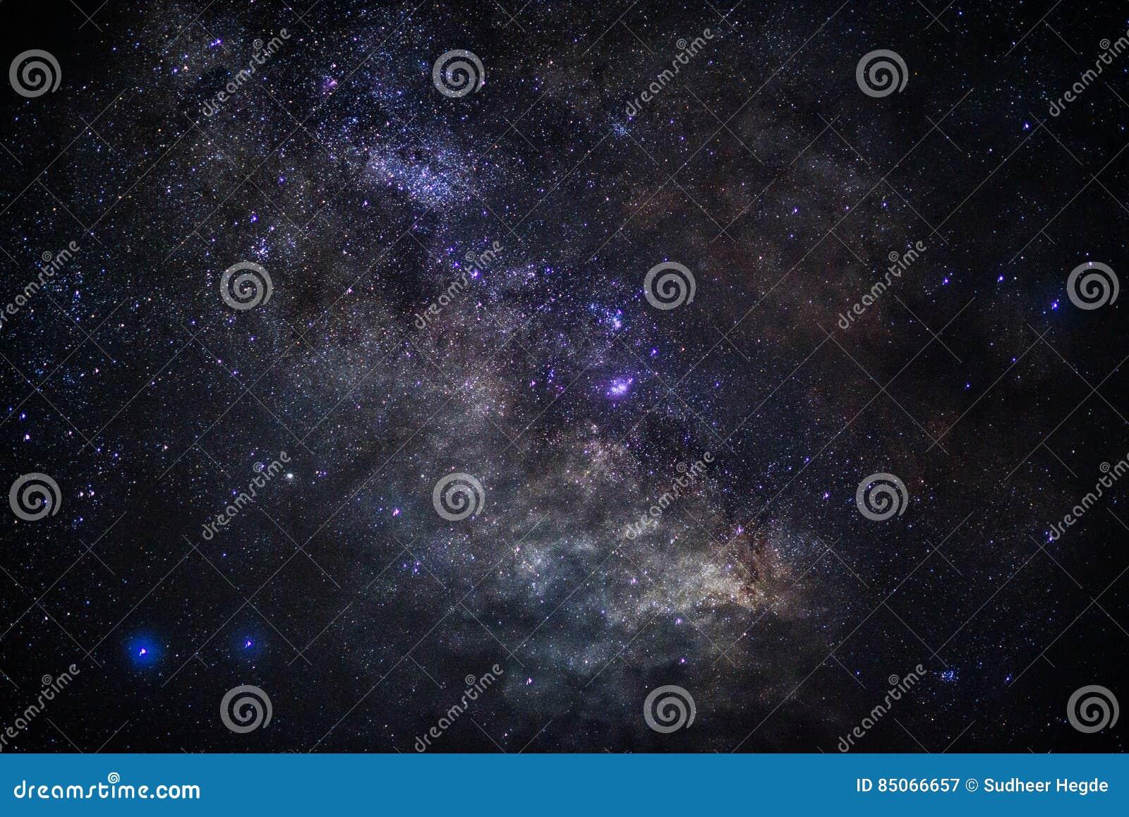 Vibrant Galaxy
