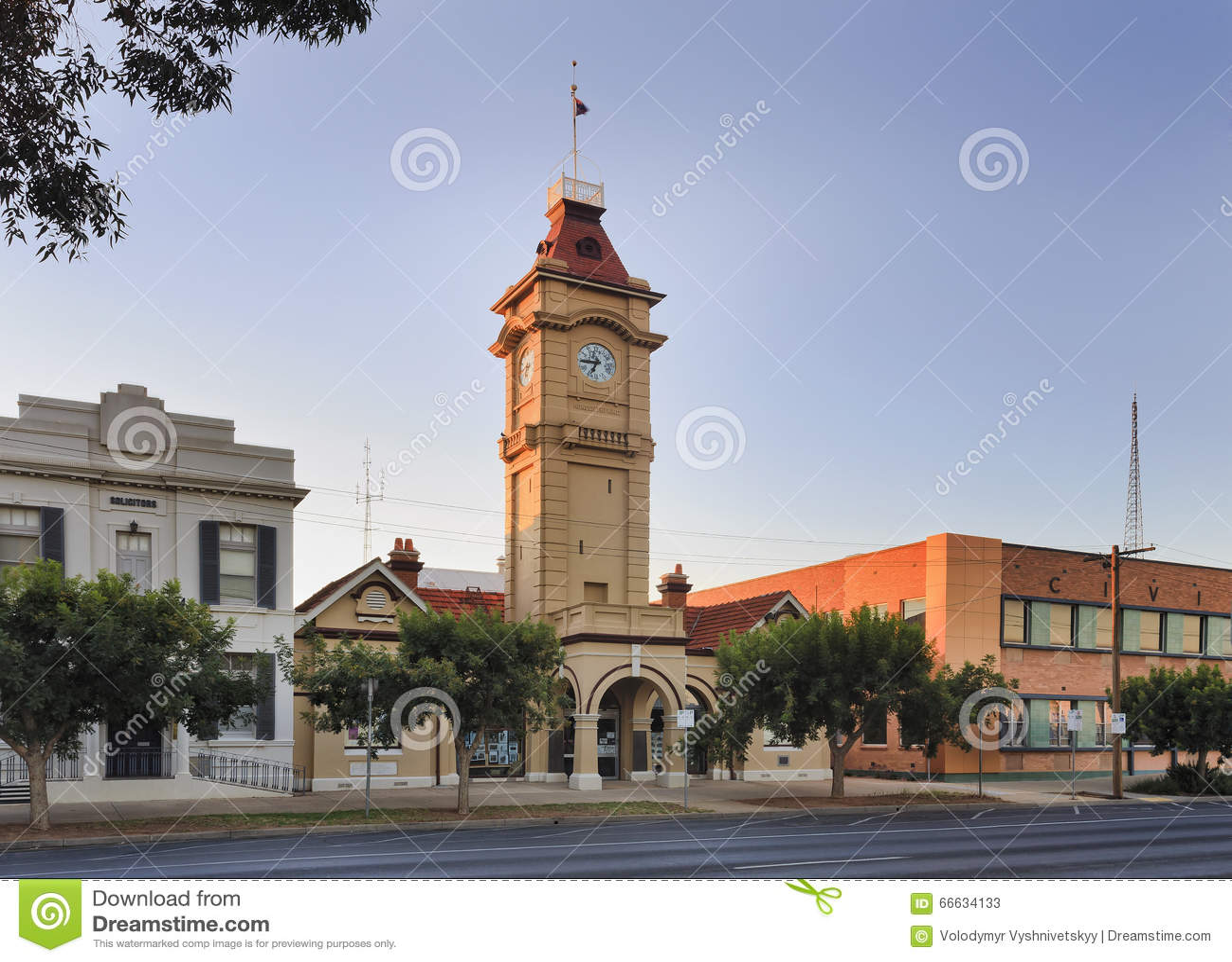 VIC Mildura Δημαρχείο