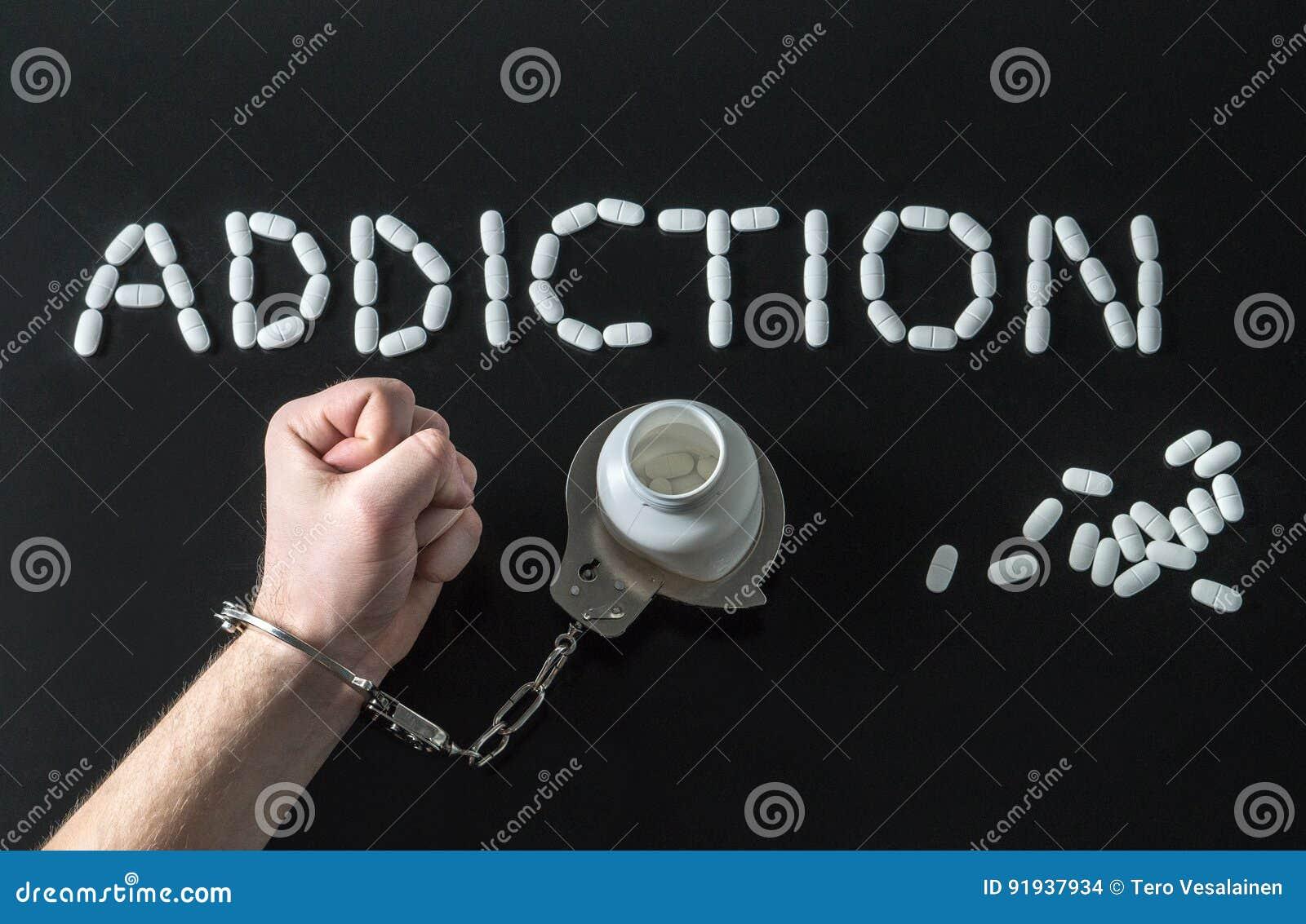 Viciado em drogas ou abuso médico