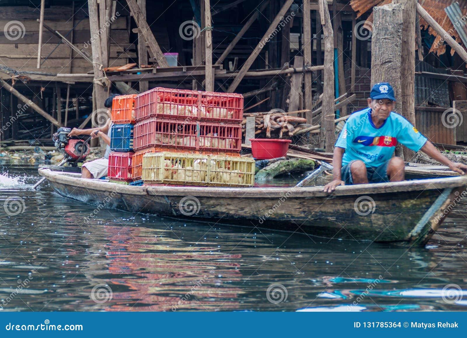 Vicinanza di Belen di Iquitos