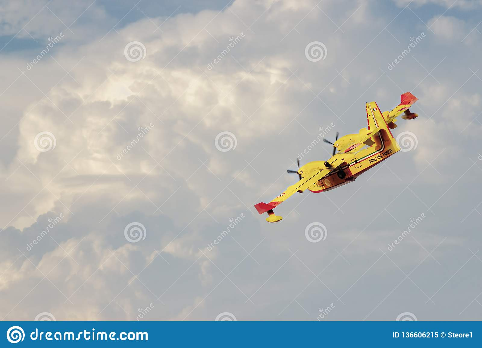 Vicking-Luft 415 Superscoopers