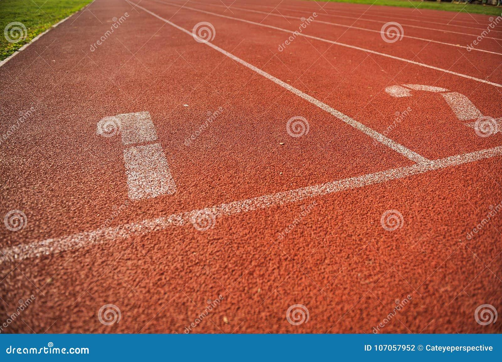 Vicoli della pista di atletica