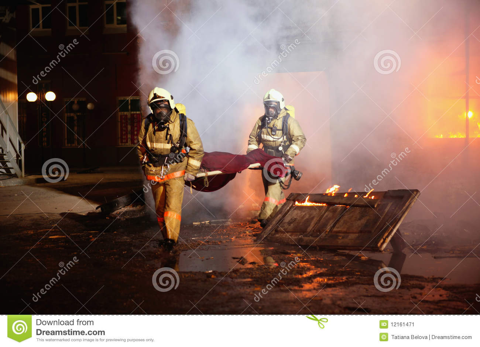 Victime d accidents de sauvetage de sapeurs-pompiers