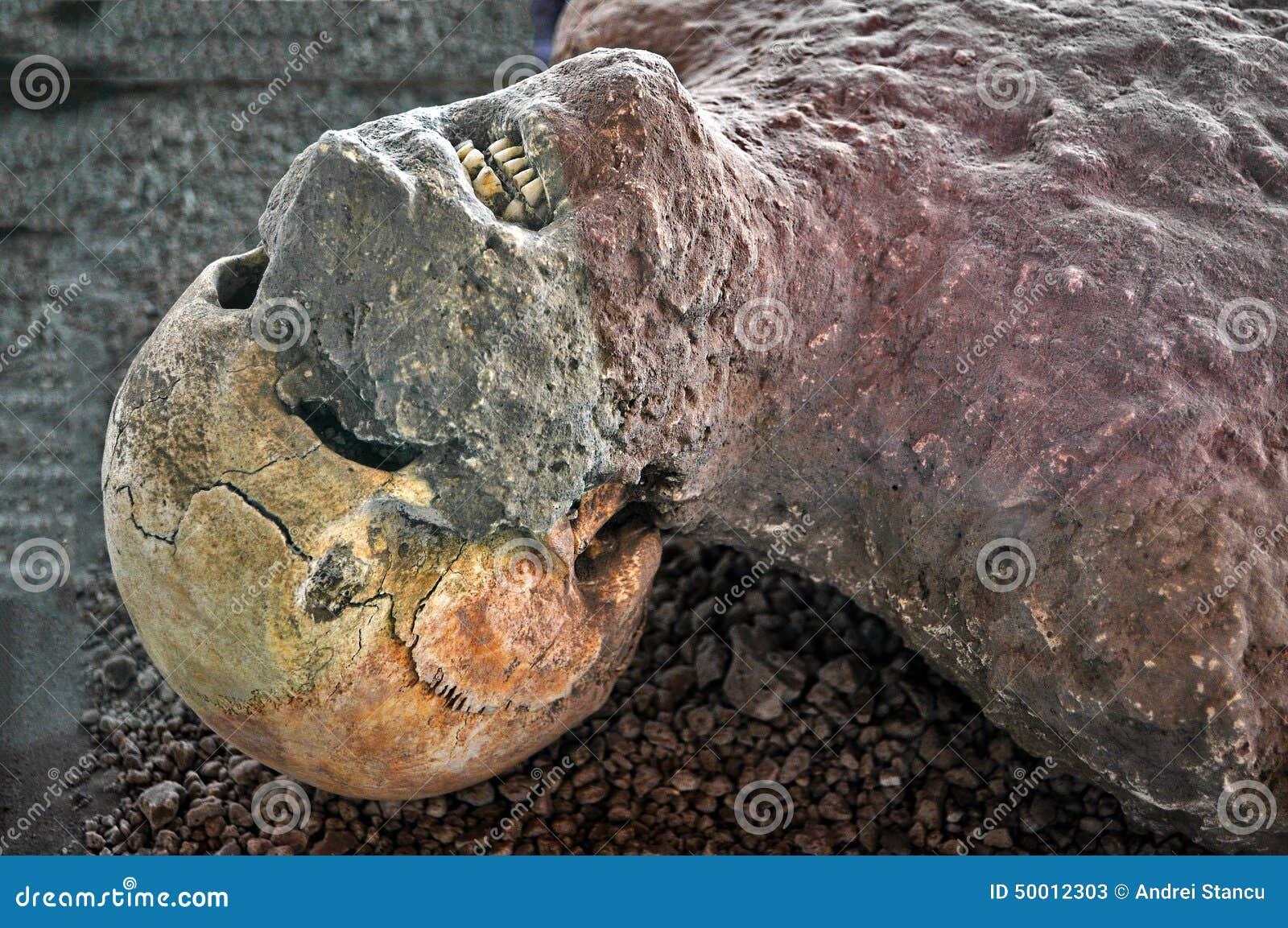 Victime de Pompeii