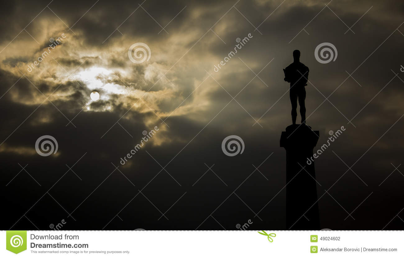 The Victor Stock Photo Image 49024602