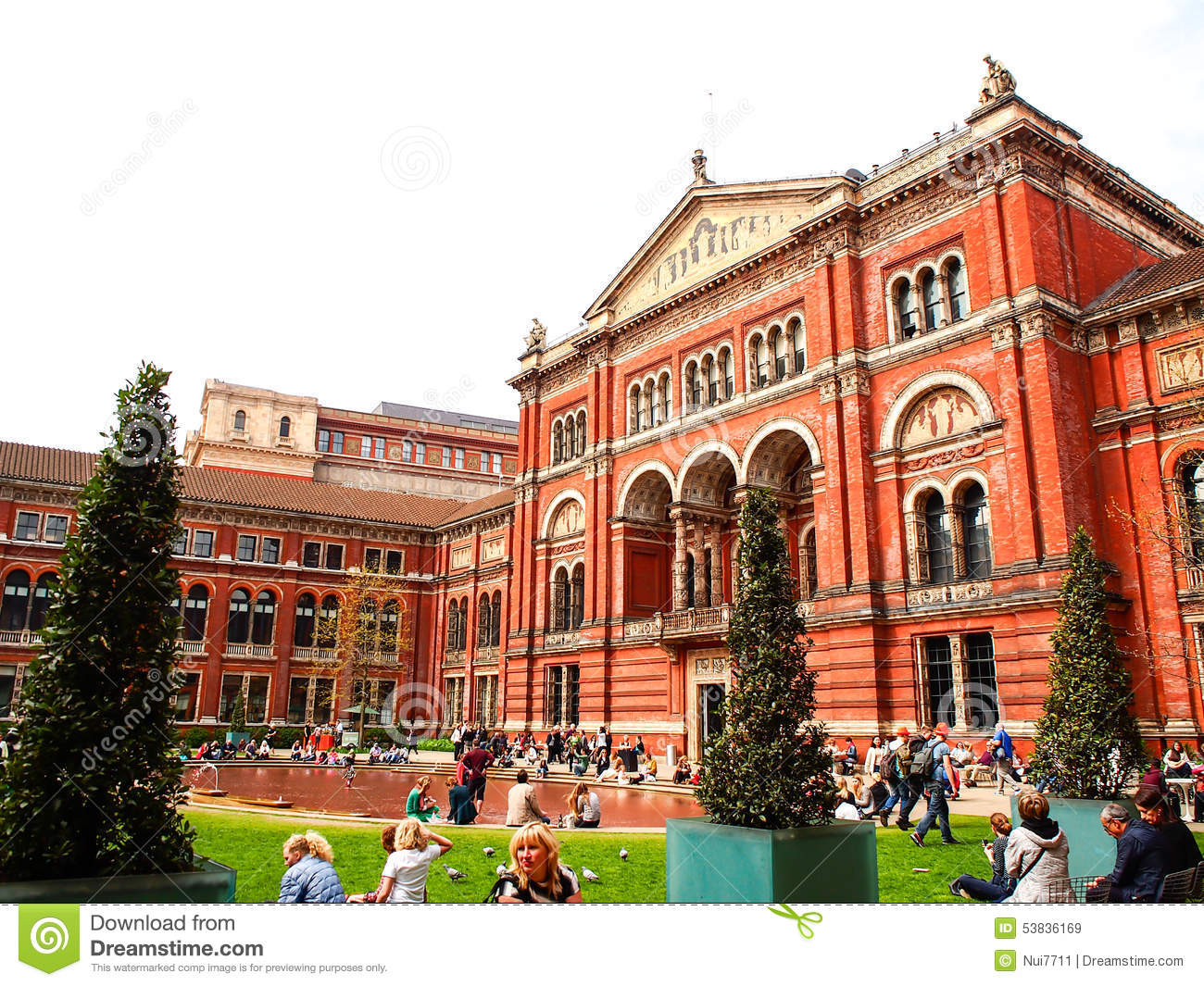 Victoria and Albert Museum, London, UK