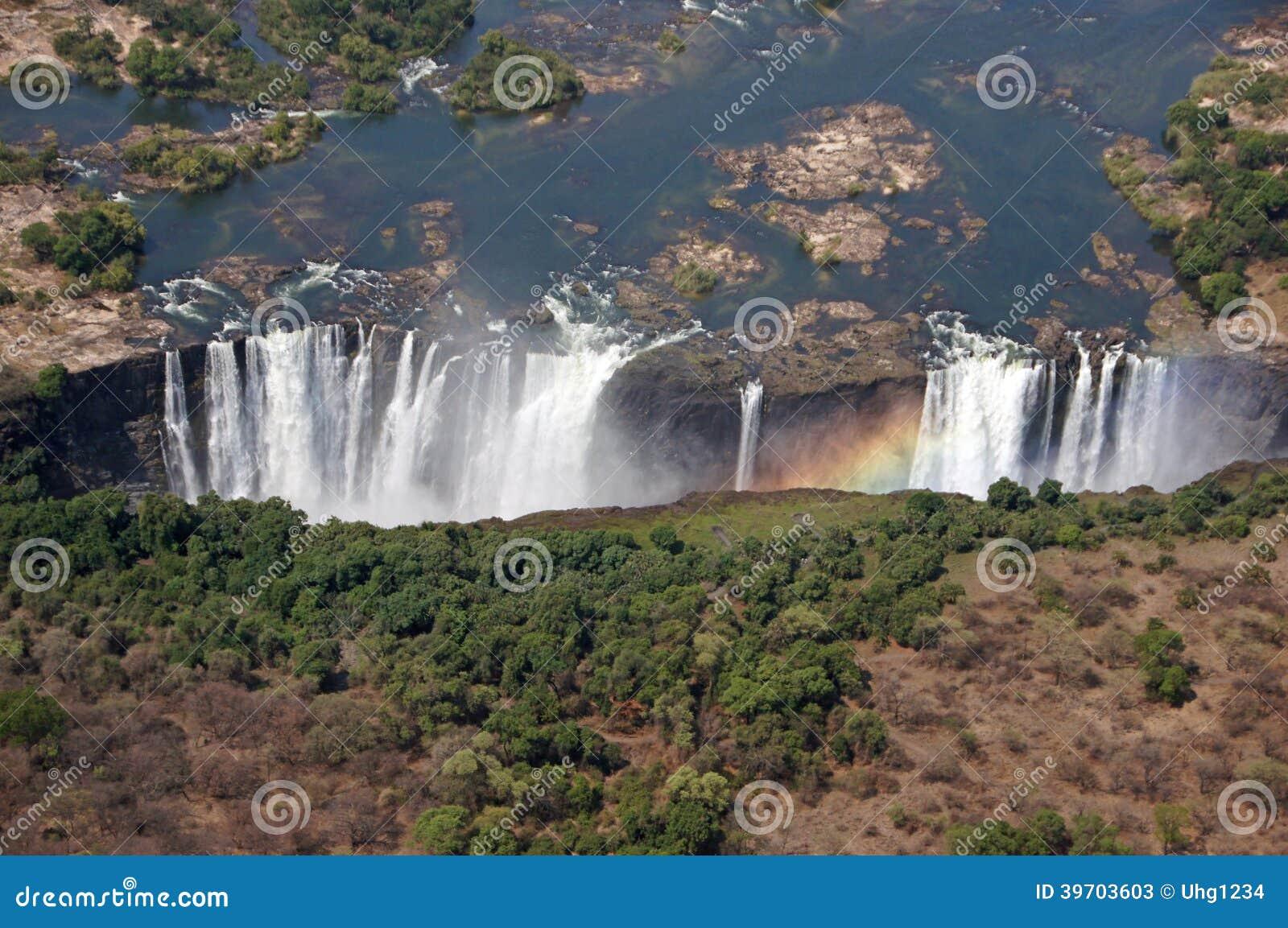 Victoria Falls, Ζιμπάμπουε