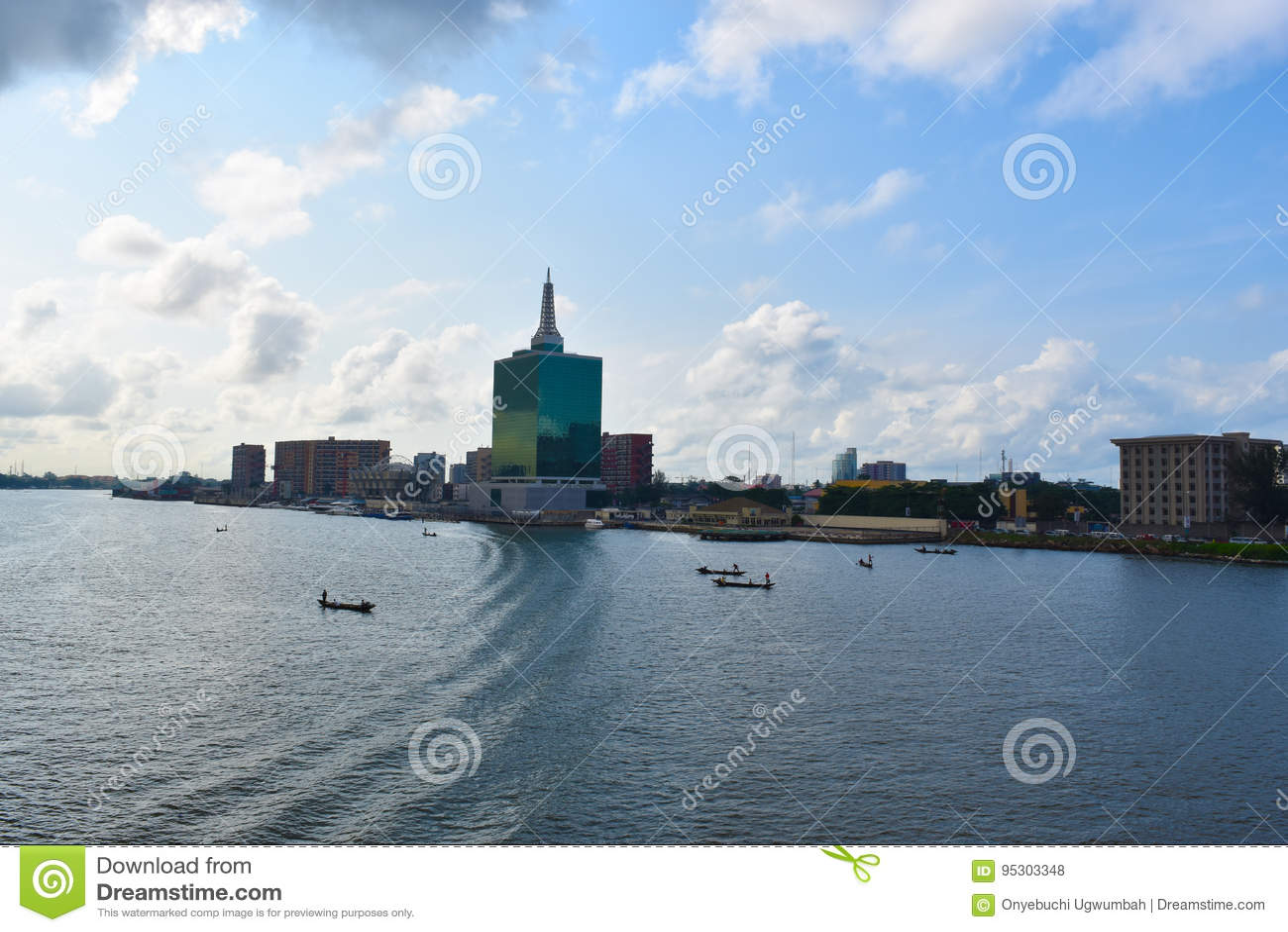 Victoria Island, Lagos, Nigeria