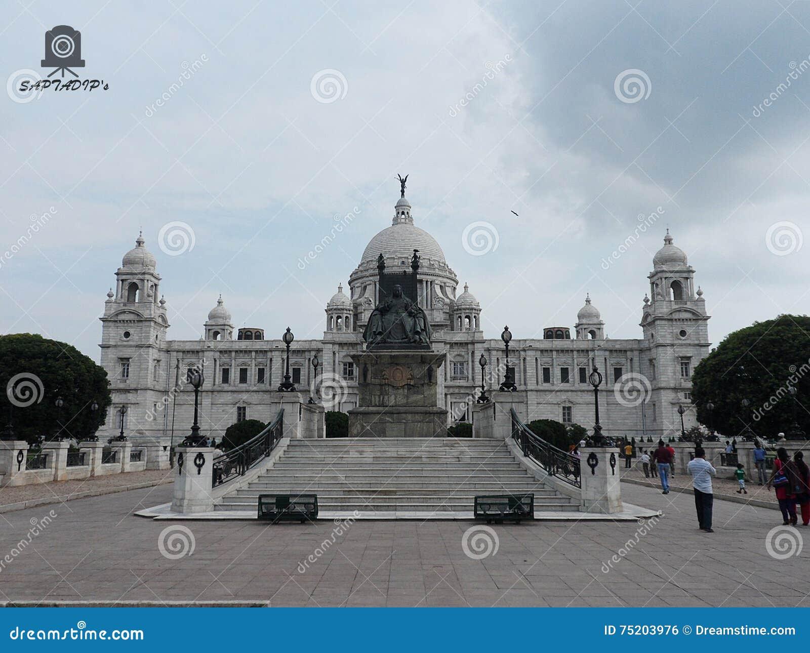 Victoria Memorial de Kolkata, Inde