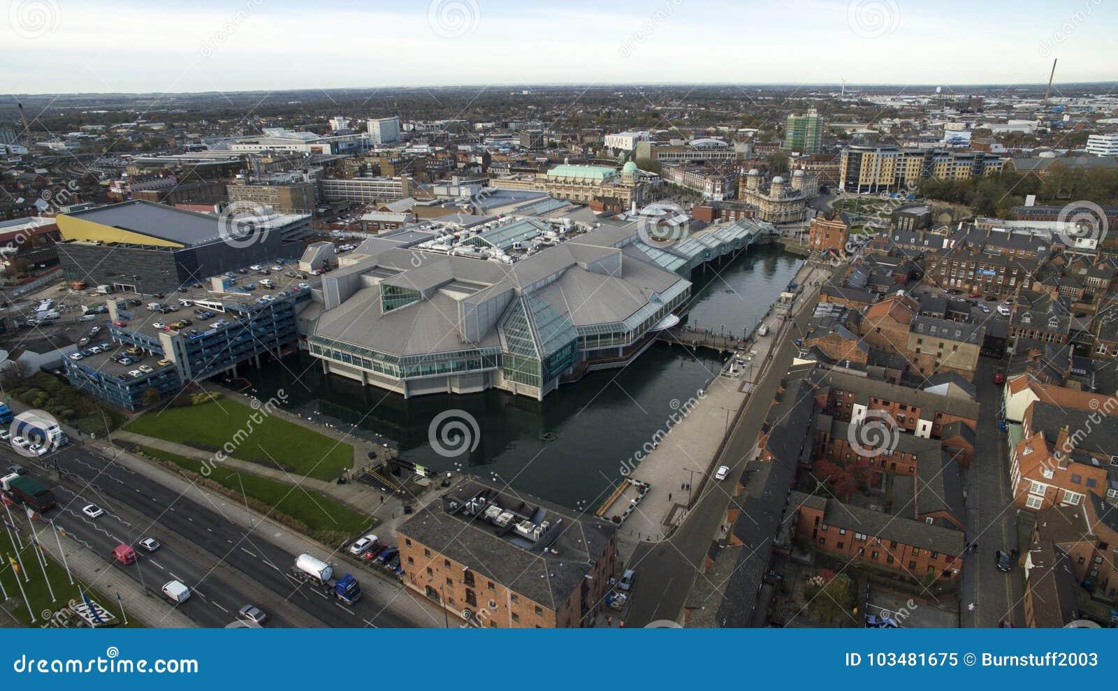 Victoria quadra, Kingston Upon Hull, guida orientale del Yorkshire